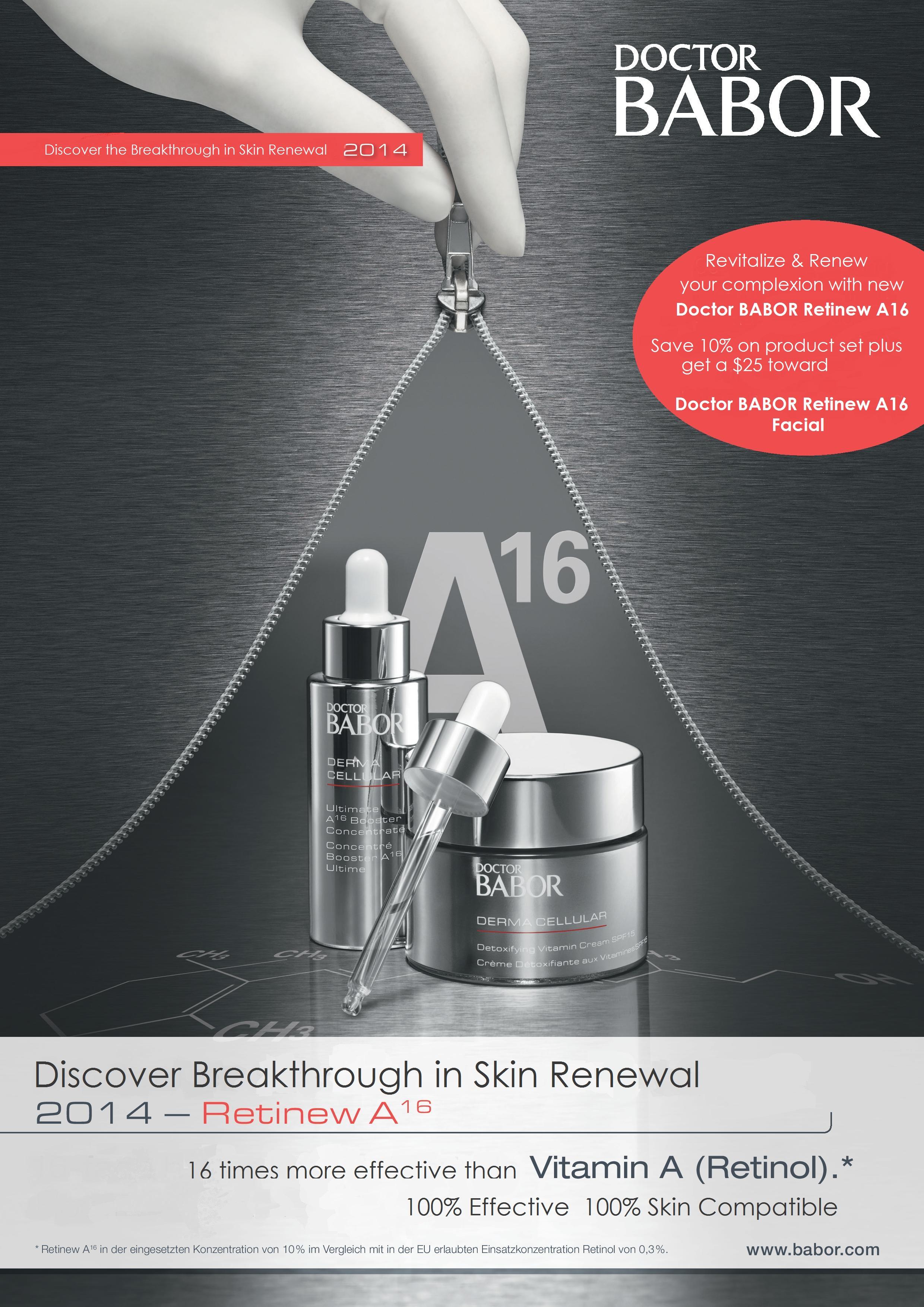 retinol skin renewal coquitlam